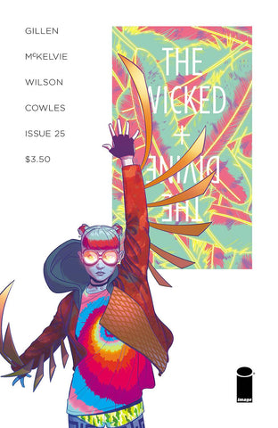 WICKED & DIVINE #25 CVR A MCKELVIE & WILSON (MR)
