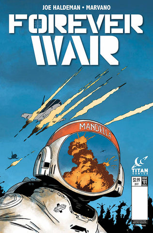 FOREVER WAR #1 (OF 6) CVR A MARVANO