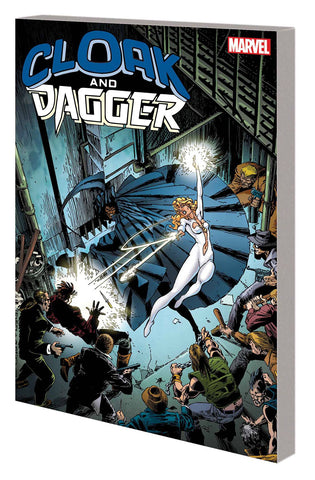 CLOAK AND DAGGER TP LOST AND FOUND - Packrat Comics