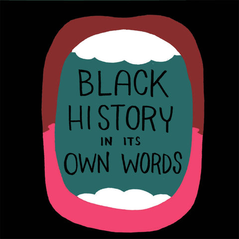 BLACK HISTORY IN ITS OWN WORDS HC - Packrat Comics