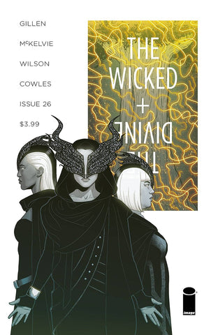 WICKED & DIVINE #26 CVR A MCKELVIE & WILSON (MR) - Packrat Comics