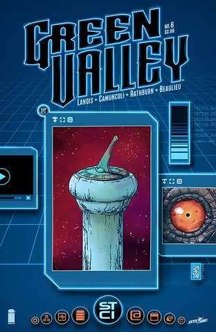 GREEN VALLEY #6 (OF 9) - Packrat Comics