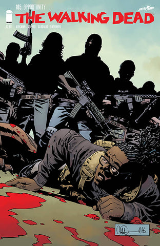 WALKING DEAD #165 (MR)