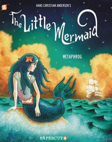 LITTLE MERMAID GN - Packrat Comics