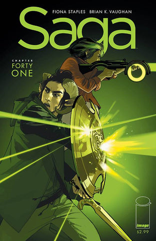 SAGA #41 - Packrat Comics