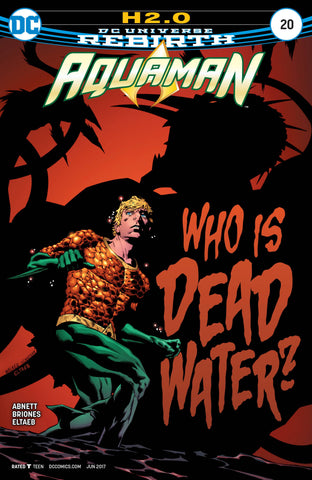 AQUAMAN #20 - Packrat Comics