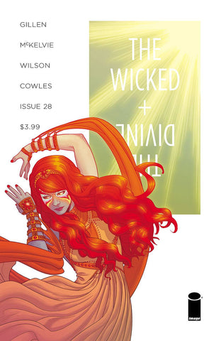 WICKED & DIVINE #28 CVR A MCKELVIE & WILSON (MR)