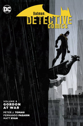BATMAN DETECTIVE COMICS TP VOL 09 GORDON AT WAR - Packrat Comics