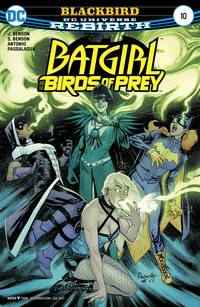BATGIRL AND THE BIRDS OF PREY #10 - Packrat Comics