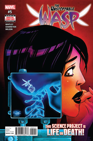 UNSTOPPABLE WASP #5 - Packrat Comics