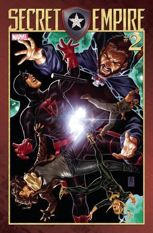 SECRET EMPIRE #2 (OF 10) - Packrat Comics