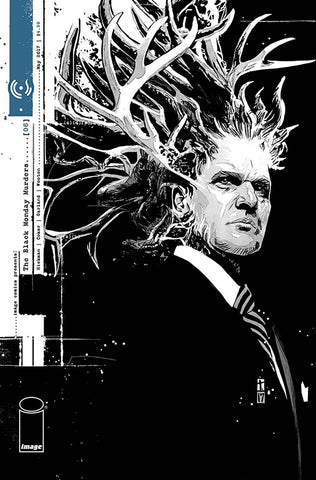 BLACK MONDAY MURDERS #6 (MR) - Packrat Comics
