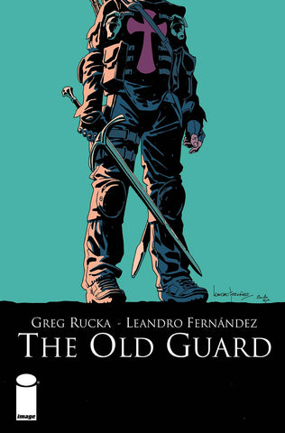 OLD GUARD #4 (MR)