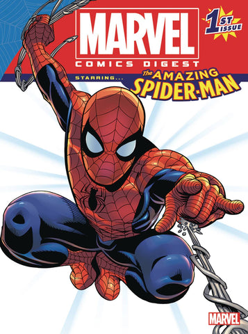 MARVEL COMICS DIGEST #1 AMAZING SPIDER-MAN