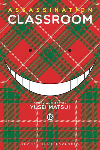 ASSASSINATION CLASSROOM GN VOL 16 - Packrat Comics