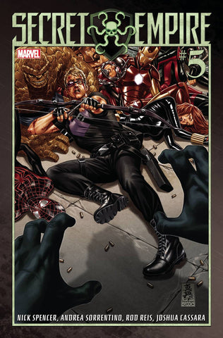 SECRET EMPIRE #5 (OF 10)