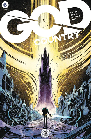GOD COUNTRY #6 CVR A SHAW (MR)