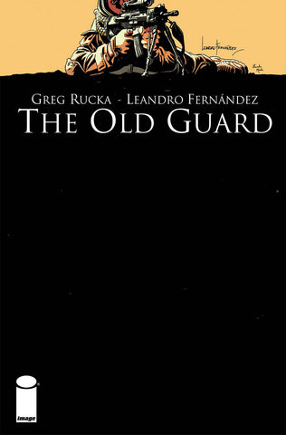 OLD GUARD #5 (MR)