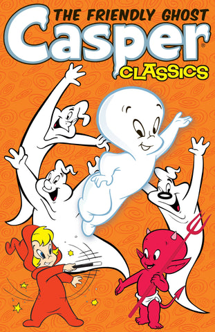 CASPER THE FRIENDLY GHOST CLASSICS TP VOL 01 - Packrat Comics