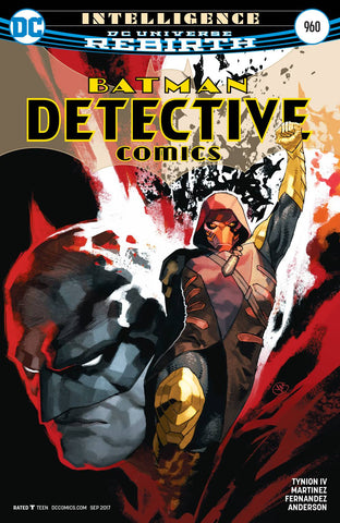 DETECTIVE COMICS #960 - Packrat Comics