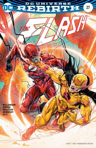 FLASH #27 VAR ED