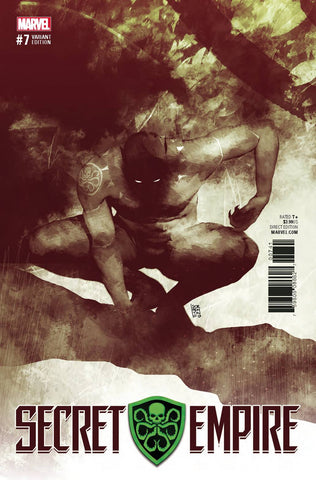 SECRET EMPIRE #7 (OF 10) SORRENTINO HYDRA HEROES VAR