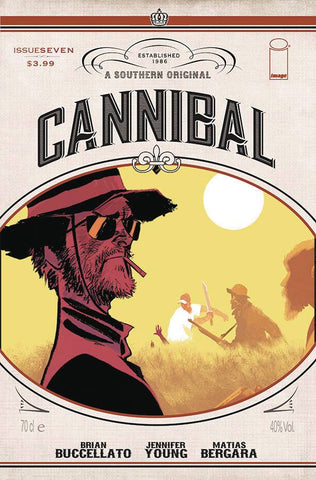 CANNIBAL #7 (MR)