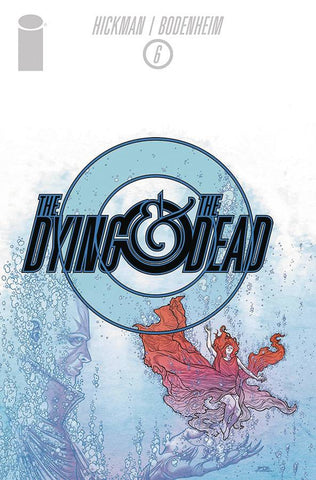 DYING AND THE DEAD #6 - Packrat Comics