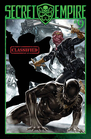 SECRET EMPIRE #9 (OF 10) - Packrat Comics