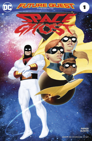FUTURE QUEST PRESENTS #1 - Packrat Comics