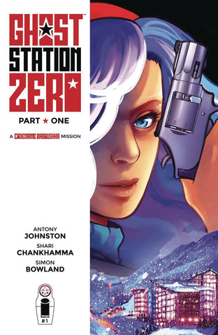 GHOST STATION ZERO #1 (OF 4) CVR A CHANKHAMMA - Packrat Comics