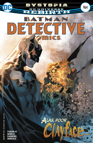 DETECTIVE COMICS #964 - Packrat Comics