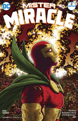 MISTER MIRACLE #2 (OF 12) (MR) - Packrat Comics