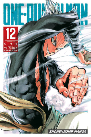 ONE PUNCH MAN GN VOL 12