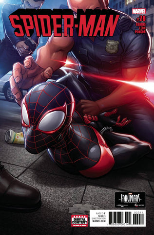 SPIDER-MAN #20 - Packrat Comics