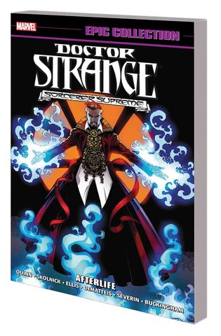 DOCTOR STRANGE EPIC COLLECTION AFTERLIFE TP - Packrat Comics