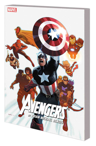 AVENGERS BY BENDIS COMPLETE COLLECTION TP VOL 02 - Packrat Comics