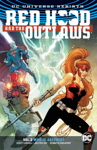 RED HOOD & THE OUTLAWS TP VOL 02 WHO IS ARTEMIS (REBIRTH) - Packrat Comics