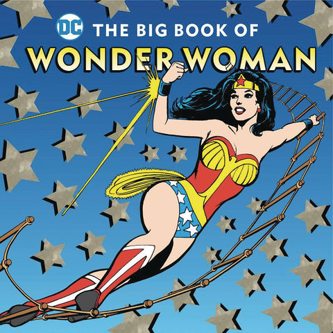 BIG BOOK OF WONDER WOMAN HC - Packrat Comics
