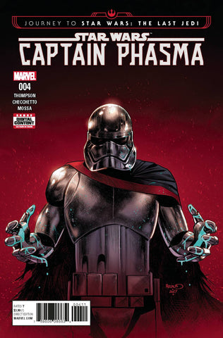 JOURNEY SW LAST JEDI CAPT PHASMA #4 (OF 4) - Packrat Comics