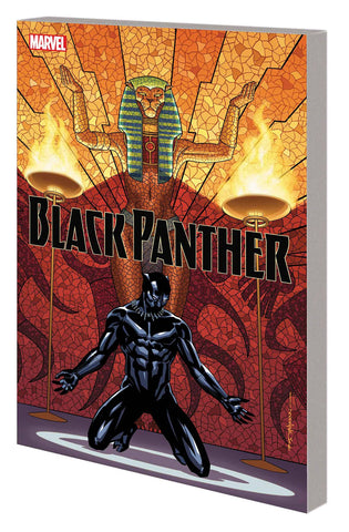 BLACK PANTHER TP BOOK 04 AVENGERS OF NEW WORLD - Packrat Comics