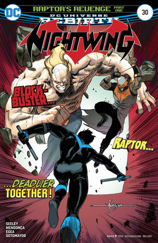 NIGHTWING #30 - Packrat Comics