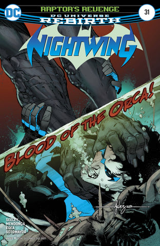 NIGHTWING #31 - Packrat Comics