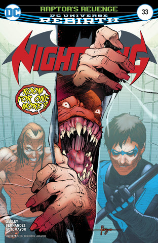 NIGHTWING #33 - Packrat Comics