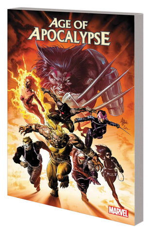 X-MEN AGE OF APOCALYPSE TP TERMINATION - Packrat Comics
