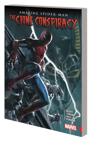 AMAZING SPIDER-MAN CLONE CONSPIRACY TP - Packrat Comics