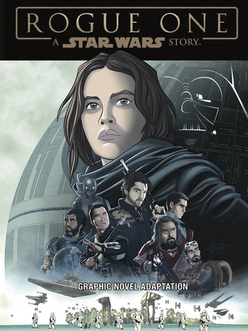 STAR WARS ROGUE ONE GN - Packrat Comics