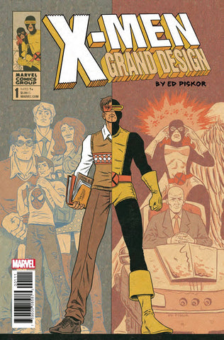 X-MEN GRAND DESIGN #1 (OF 2)