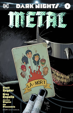 DARK NIGHTS METAL #5 (OF 6) - Packrat Comics