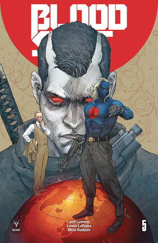 BLOODSHOT SALVATION #5 CVR A ROCAFORT - Packrat Comics